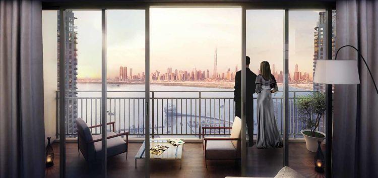 Harbour Views Apartments| Emaar Properties