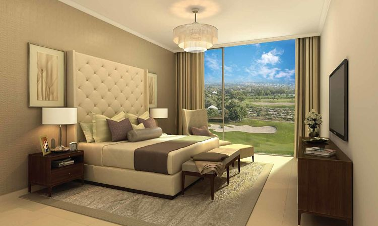 The Hills Residential Apartments - Bedroom