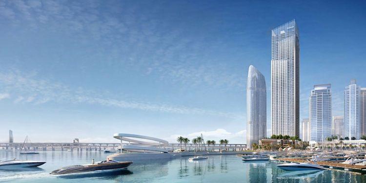 The Grand in Dubai Creek Harbour| Emaar Properties