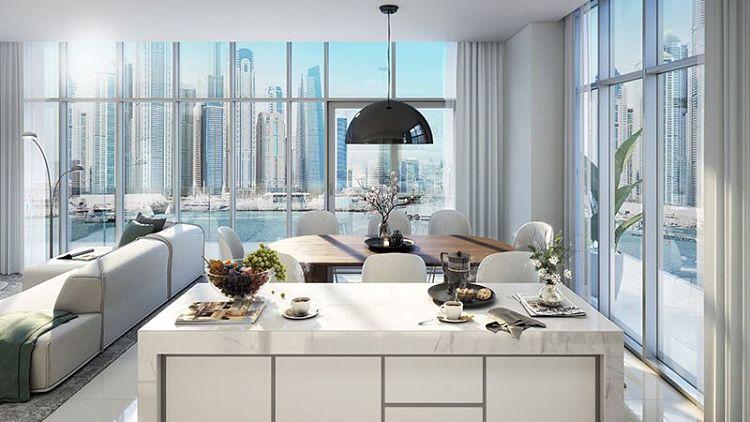 Sunrise Bay in Dubai Harbour| Emaar Properties
