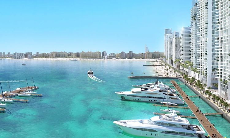Properties for sale in Dubai Harbour | List of Off Plan projects in Dubai Harbour