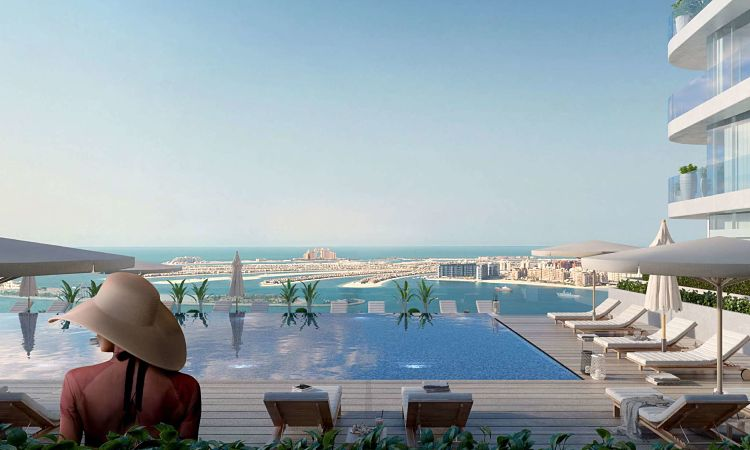 Beach Vista Tower 1 in Dubai Harbour| Emaar Properties