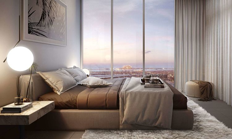 Beach Vista Tower 1 in Dubai Harbour| Emaar Properties
