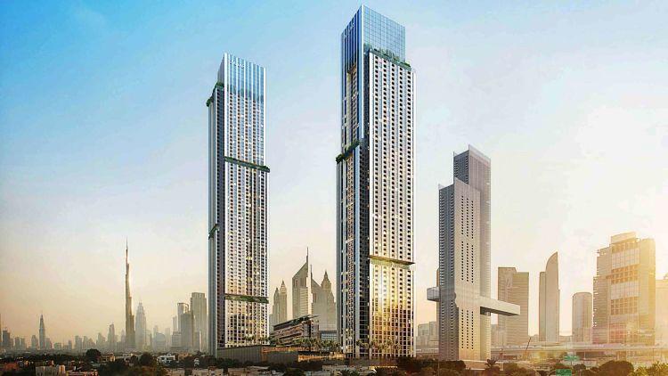 Vida Za'abeel Apartments | Emaar Properties