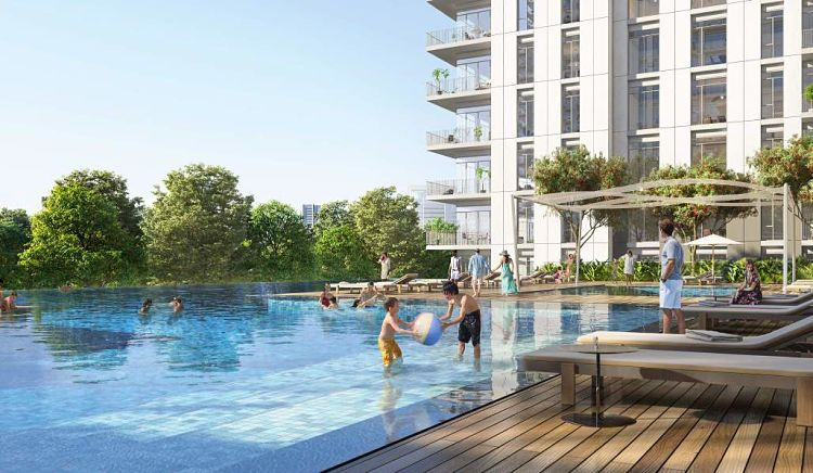 Park Ridge Apartments in Dubai Hills Estate   Emaar Properties