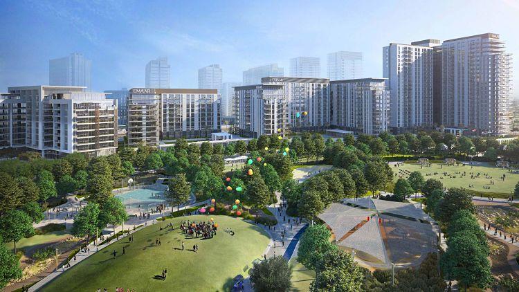 Park Ridge Apartments in Dubai Hills Estate | Emaar Properties