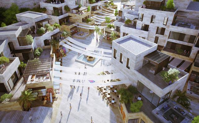 بالصور.. بلووم العقارية تبدأ تسليم وحدات سكنية جديدة بأبوظبي