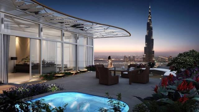 عقارات دبي الفاخرة تثير شهية أثرياء العالم