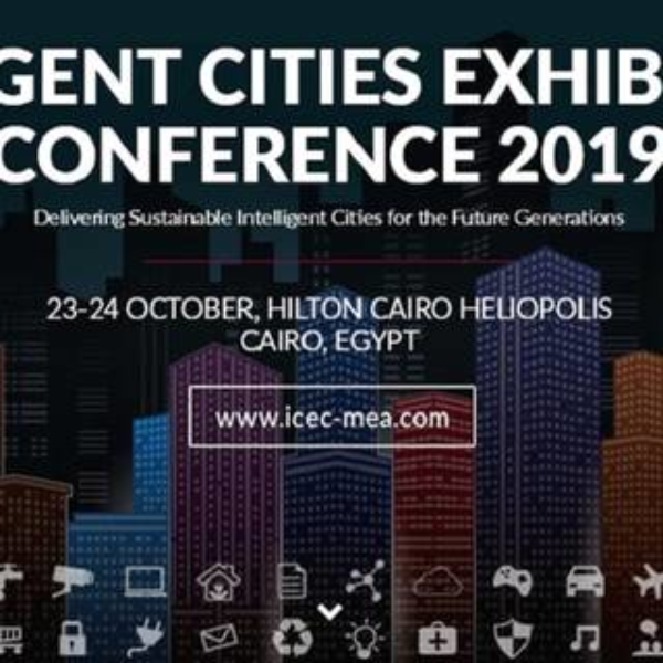 Cairo to host Intelligent Cities Exhibition & Conference on 23-24 October