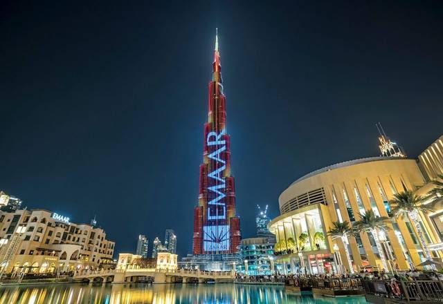 Emaar Properties logs $847m net profit in H1