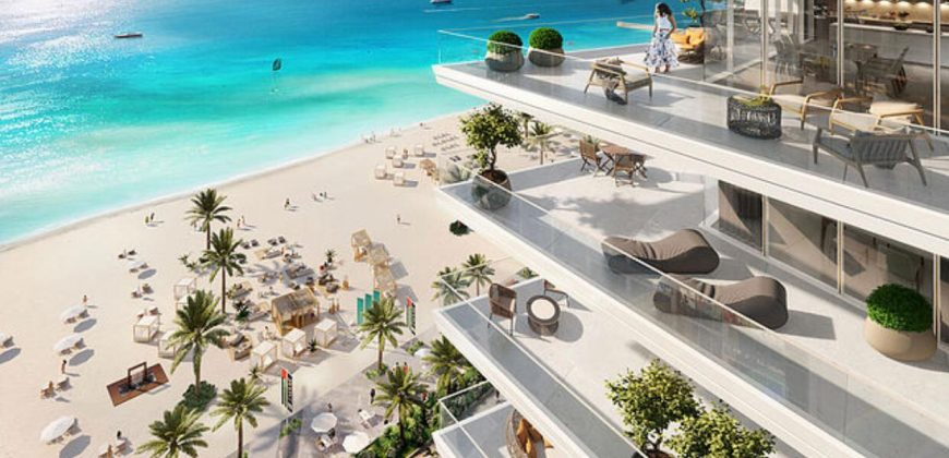 South Beach Holiday Homes At Emaar Beachfront