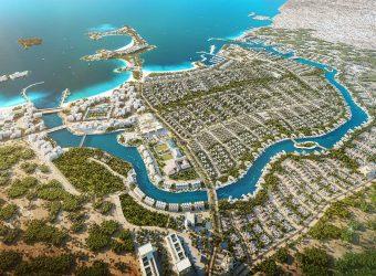 حدائق الجرف ، غنتوت ، أبو ظبي