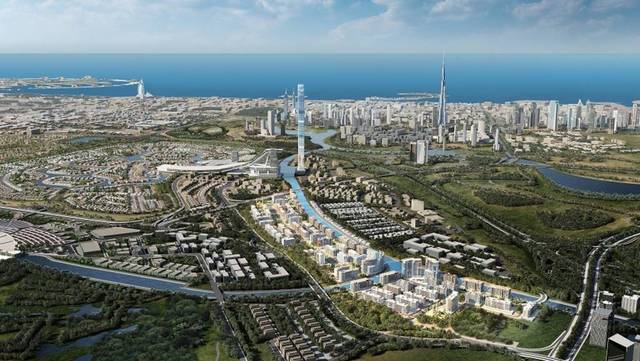 Saudi Arabians become 2nd-largest investors in UAE's Azizi Developments
