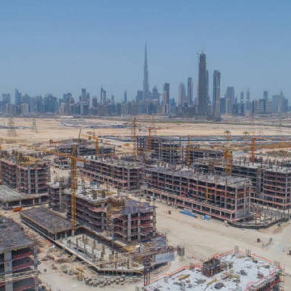Azizi Developments unveils major construction achievements in Q3-19