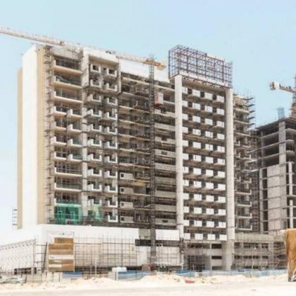 Azizi Developments completes 92% of Farishta's construction