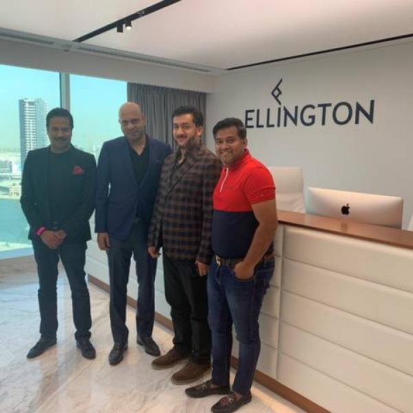 Dubai's Ellington Properties, Déjà Vu Real Estate ink AED 150m deal