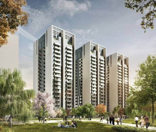 Deyaar Development completes 'Millennium Executive Apartments Mont Rose' project
