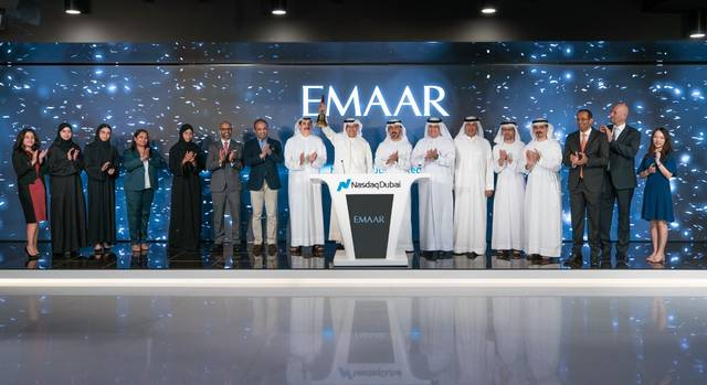 Emaar Properties lists $500m sukuk on Nasdaq Dubai