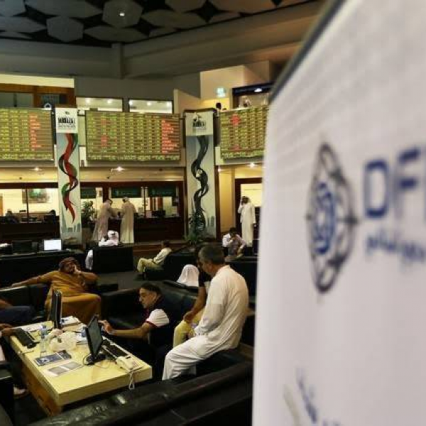 Emaar Properties' stock hits lowest level in 2M in Thursday's mid-trade