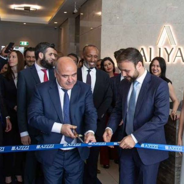 Azizi Developments opens 16-storey residential tower in Dubai Healthcare City