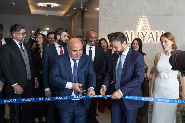 Azizi Developments opens 16-storey residential tower in Dubai Healthcare City