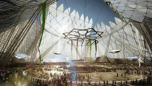 """دبي.. تفاؤل بالعقار مع بدء العد التنازلي لـ""""إكسبو 2020"""""""