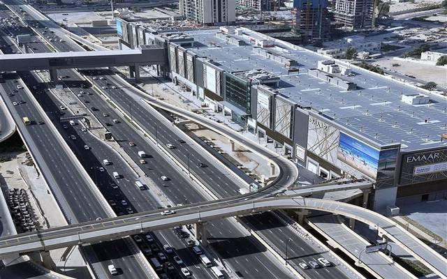 """بالصور.. """"طرق دبي"""" تفتتح الجسور المؤدية لمواقف زعبيل بنهاية أكتوبر"""