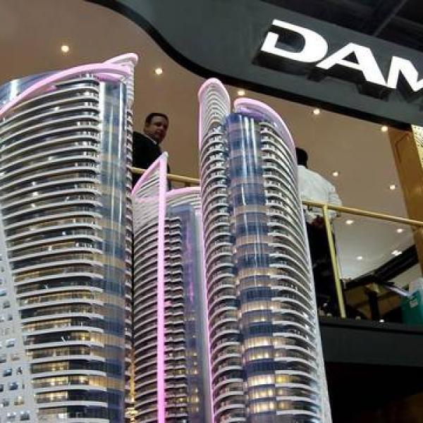 Damac Properties acquires 2 plots for AED 285m
