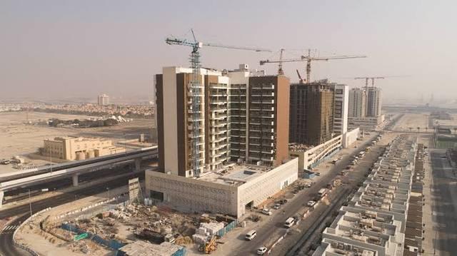Azizi Developments completes 93% of Samia in Al Furjan