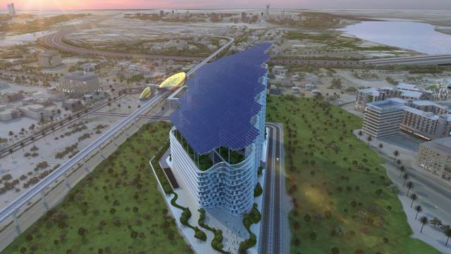 DEWA awards AED 1bn contract for new headquarters constructions