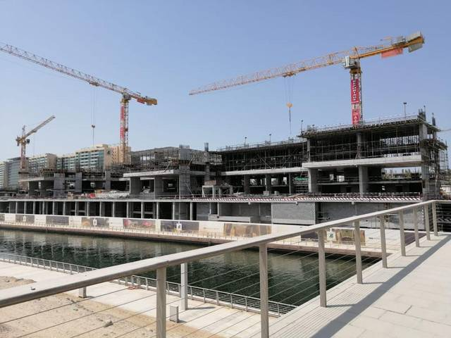 Reportage Properties' projects in Dubai, Abu Dhabi witness considerable progress