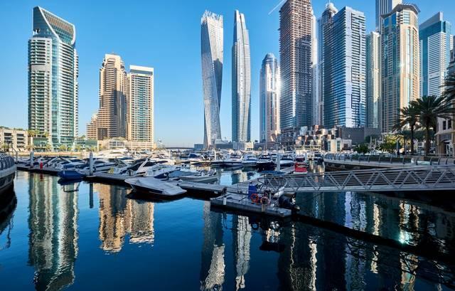 63 مليار درهم صفقات العقار في دبي منذ بداية العام