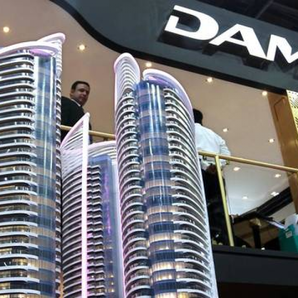 DAMAC Properties confirms non-distribution of dividends